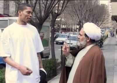 Des basketteurs américains en Iran