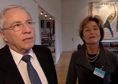 Christophe Blocher vu par sa femme