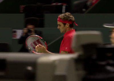 Tennis: la recette suisse